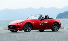 Mazda produce il milionesimo esemplare di MX-5