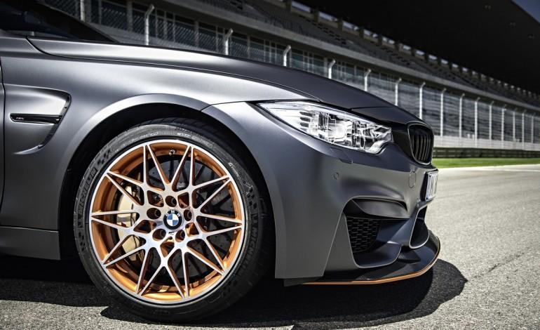 Michelin Pilot Sport Cup 2 per la BMW M4 GTS