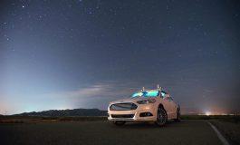 Niente luce? Nessun problema! La Ford Fusion utilizza sensori LiDAR per vedere al buio