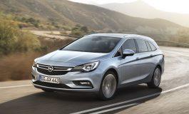 Nuova Opel Astra Sports Tourer: una tradizione di successi