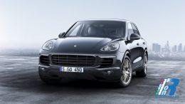 Porsche Cayenne Platinum Edition (1)