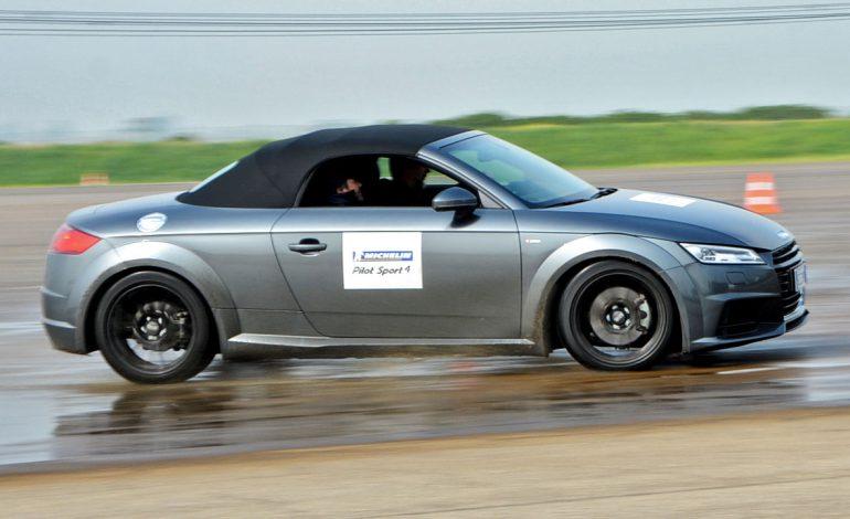Michelin Pilot Sport 4: La prova