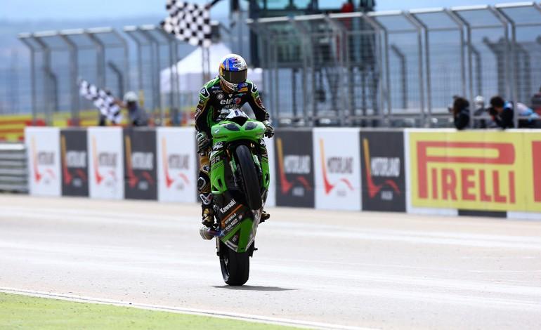 Supersport – Sofuoglu-Krummenacher. E' doppietta Kawasaki ad Aragon