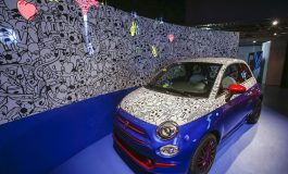 "Garage Italia Customs svela la Fiat 500 Pepsi® ""Live For Now"""