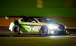 BlancpainGT - Nella notte di Misano la spunta la Bentley Continental GT3