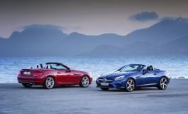 Nuova Mercedes-Benz SLC: Nuovo nome, nuova dinamica