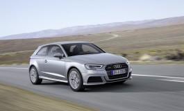 Nuova Audi A3: tecnologia di classe superiore per la compatta premium