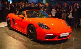 La leggenda è tornata ed è più viva che mai - Porsche 718 Boxter