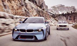 BMW 2002 Hommage. 50 anni di puro piacere di guidare