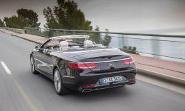 Mercedes-Benz Classe S Cabrio - Lusso a cielo aperto