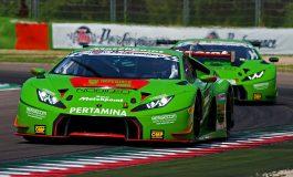 Campionato Italiano GT, Imola - Lamborghini e Audi si dividono le vittorie