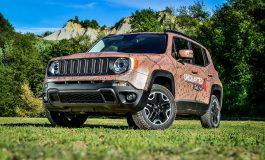 Garage Italia Customs Jeep Renegade Uncharted edition