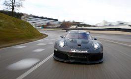 L'erede della 911 RSR inizia la fase sperimentale