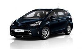 Toyota Prius+ nuovo modello 2016: esperienza di guida migliorata, nuovo sistema multimediale