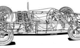 La Ferrari-Gilera Formula 1 e la Gilera 500/4 GP MY 1958