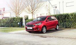 La nuova Ford KA+ offre spazio, efficienza e divertimento alla guida