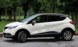 Prova Renault Captur, l'urban crossover dal look sportivo ed elegante