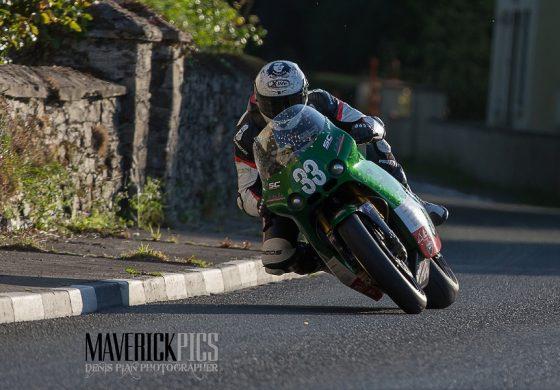 Bonetti-Paton a 7 secondi dalla gloria - Isle of Man TT