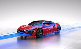 "Thomas Ramsey svela il concetto ""Total Airflow Management"" di Honda NSX"
