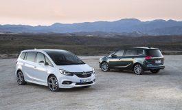 Nuova Opel Zafira: la lounge da viaggio sempre connessa