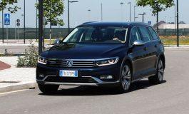 Prova Volkswagen Passat Alltrack, protagonista su ogni terreno