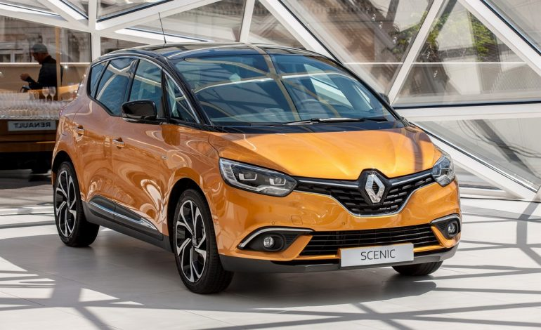 Nuova Renault SCÉNIC, 5 stelle Euro NCAP