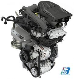 10 TSI Motor Dreizylinder