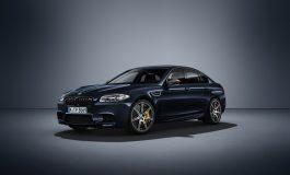 """BMW M5 """"Competition Edition"""". Al debutto la versione high-performance della quinta generazione della berlina BMW"""