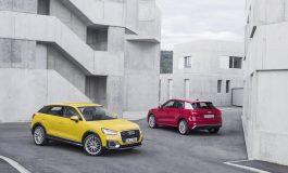 Nuove motorizzazioni e opzioni per Audi Q2