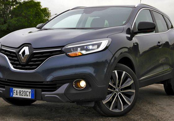 Prova Renault Kadjar Bose Energy: sinfonia tra sicurezza e divertimento