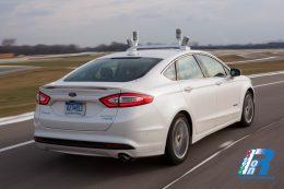 Ford Guida Autonoma (2)