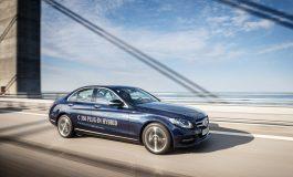 Nuova Mercedes-Benz C 350 e