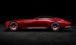 Vision Mercedes-Maybach 6: L'ultima frontiera del lusso