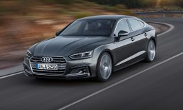 Nuove Audi A5 e S5 Sportback - Lo stile incontra la funzionalità