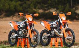 Sporchi e felici? È arrivato il momento di testare la nuova gamma Offroad KTM!