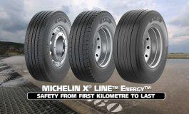 La nuova generazione di pneumatici MICHELIN X LINE Energy