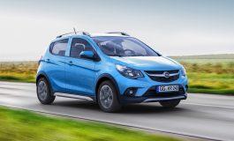 Nuova KARL ROCKS: una veste da SUV per la citycar Opel