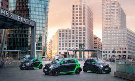 Première internazionale per la quarta generazione di Smart electric drive