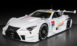 Una nuova Lexus per il campionato SUPER GT 2017