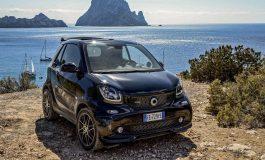 """Prova Smart Brabus ad Ibiza, una sola parola """"esagerata!"""" - primo contatto"""
