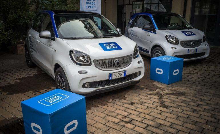 Presentata a Milano la nuova flotta smart di Car2Go