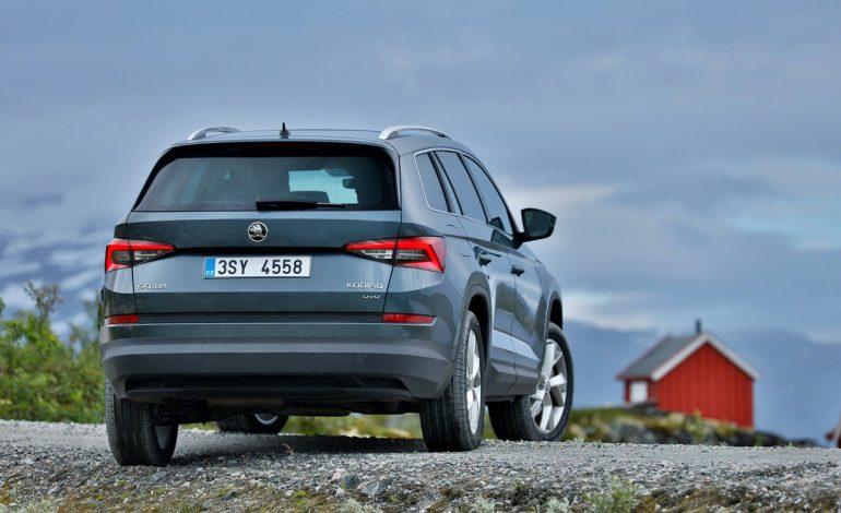 Nuovo Škoda Kodiaq: la scoperta di un nuovo mondo