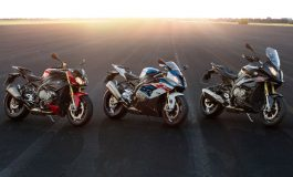 Le nuove BMW S 1000 RR, S 1000 R e S 1000 XR