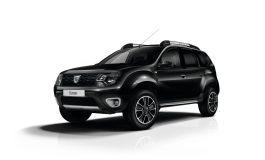 Dacia Duster BLACK SHADOW uno stile urban chic per la nuova serie limitata