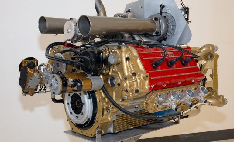 Anni '80 – La Ferrari immette acqua nei motori turbocompressi