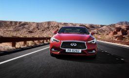 Nuova coupé sportiva Infiniti Q60: progettata e creata per offrire prestazioni impeccabili