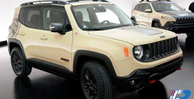 Al via gli ordini della nuova Jeep® Renegade Desert Hawk