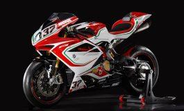 MV AGUSTA F4 RC. Nuovo kit racing e livrea WSBK 2016
