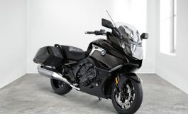 La nuova BMW K 1600 B