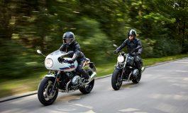 Le nuove BMW R nineT Racer e R nineT Pure
